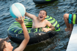 free time water basketball choices kingswood camp