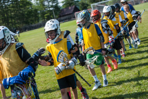 tournament lacrosse game sports kingswood camp boys