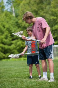 junior camp lacrosse clinic camper counselor