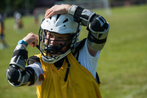 special equipment sports lacrosse