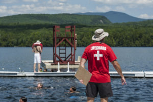 lifeguard safety lake