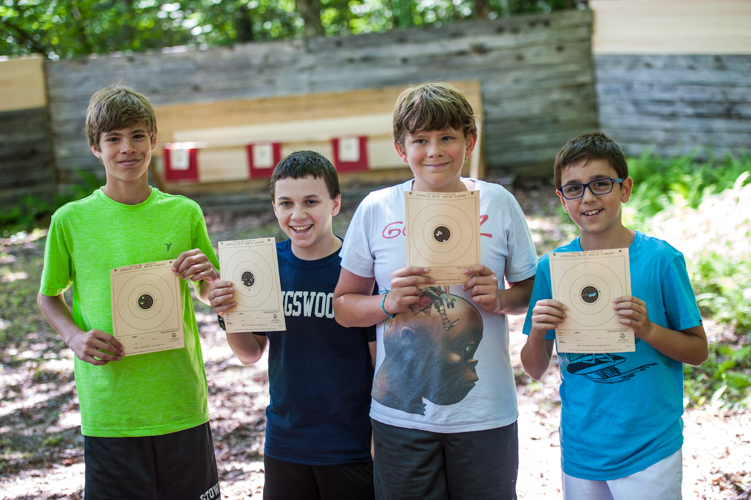 safe and happy boys summer camp